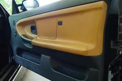 Leather Door Cards