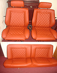 GOLF MK1 (OPTION1)KIT IN LEATHERETTE
